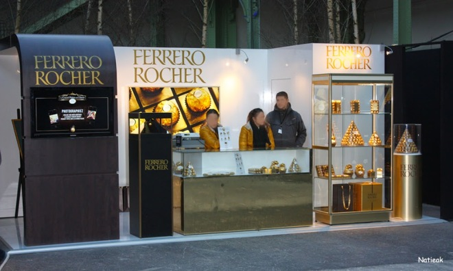 Boutique Ferrero Rocher